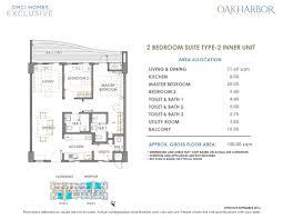 sm mall of asia floor plan oak harbor residences dmci homes inc