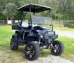 Golf Cart Off Road Tires In Stock Custom Golf Carts South Fl Performancecartz Com