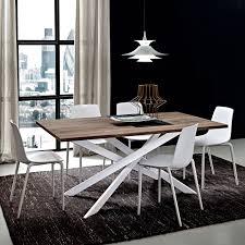 tavoli per sala da pranzo moderni tavoli fissi da cucina e soggiorno arredaclick