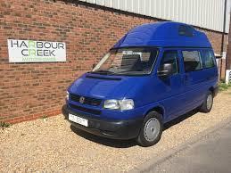2002 vw t4 caravelle leisuredrive vivante motorhome campervan 2 5