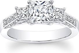 Wedding Rings Princess Cut by Princess Cut Diamond Engagement Rings Perhanda Fasa