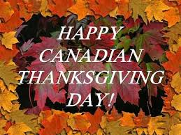 happy canadian thanksgiving day wishes picture