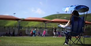 kelsyus original canopy chair the perfect way to relax outdoors