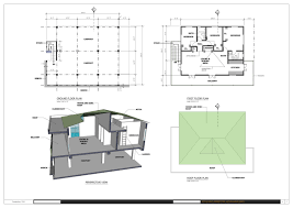 sheet created in sketchup along with the layout app sketchup
