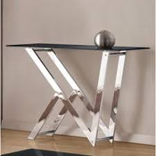 Glass Hallway Table Spiral Glass Console Table Console Tables Pinterest Glasses