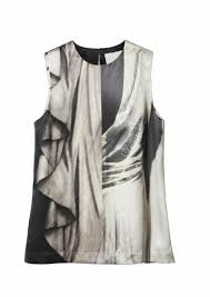 H M Draped Blouse H U0026m Launches New Eco Collection With Wedding Dresses From 150