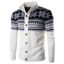warm winter sweaters mens sweaters knitwear cardigan pullovers sweater casual slim fit