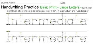 printables create handwriting worksheets ronleyba worksheets