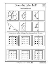 tons of printable matching tracking copying and patterning
