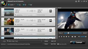 total video converter aiseesoft free flv converter convert flv f4v swf to mp4 mov avi wmv mp3