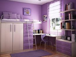 teens room loft bed with desk and stairs for teenagers bar