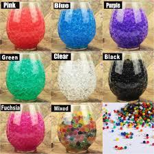 Pink Vase Fillers Aliexpress Com Buy 10g Bag Pearl Mixed Colourful Vase Filler