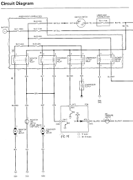 1991 honda accord wiring diagram eg jdm doors need wire striking