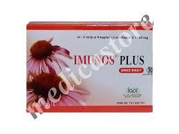 Obat Imunos imunos plus caplet