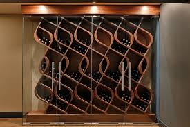 Wine Cellar Shelves - interior wine racks america small wooden wine racks u201a target wine