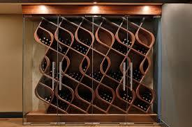 interior 9 bottle wine rack oenophilia wine rack wine rack