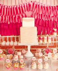 baby shower treats dessert tables for baby showers popsugar