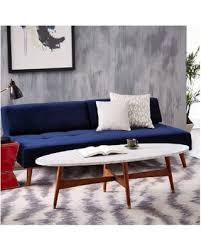 west elm reeve coffee table new savings on west elm reeve mid century oval coffee table marble