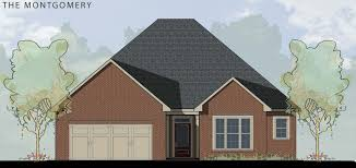 New Home Construction Floor Plans The Montgomery Floor Plan Al New Home Construction Davidson Homes