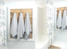 Bathroom Towel Hanging Ideas Bathroom Towel Decorating Ideas Bathroom Towel Decorating Ideas