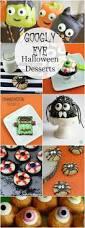 google eye halloween desserts halloween desserts googly eyes