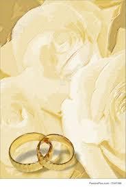 yellow wedding greeting blank photo