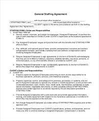 company contract agreement sales representative contract