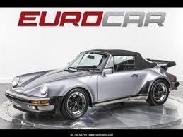 porsche 911 factory porsche 911 factory turbo look all original car for sale