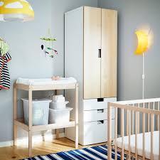 chambre bébé ikéa lit bebe stuva amazing lit bb gaufrette barreaux blanc with lit