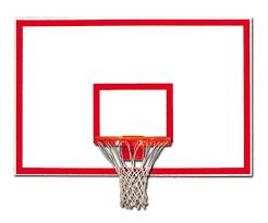 Adjustable Basketball Hoop Wall Mount Gared Sports Backboards U0026 Rims Sears