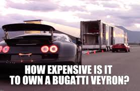 lexus cars expensive maintain how expensive is it to own a bugatti youtube