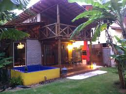 condominium 200 meters from the sea with three beautiful bungalows