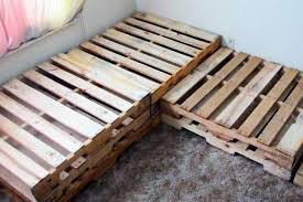 how to upcycle a pallet into a couch brit co