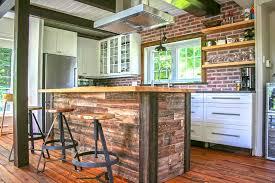 cuisine grange ilot de cuisine en bois best ilot central de cuisine uzes with ilot