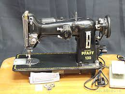 Sewing Machine Cabinets For Pfaff Vintage Pfaff 130 Heavy Duty Industrial Leather Upholstery Sewing