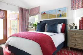 Houzz Home Design Decorating And Remodeling Ide Small Master Bedroom Storage Ideas Red White And Blue Design