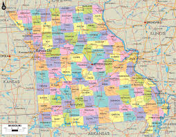 Road Maps Usa by Counties Road Map Usa