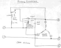 3 phase ac wiring diagram components