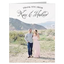 wedding thank you card wedding thank you cards wedding thank you notes by basic invite