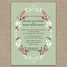 best collection of shabby chic wedding invitations in history
