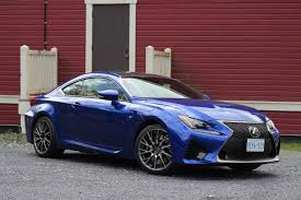 review 2015 lexus rc f luxurycarmagazine en
