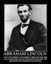 Abraham Lincoln Meme - abraham lincoln quote meme