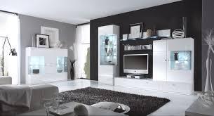 Wohnzimmerverbau Modern Stilvolle Wohnwand Ideen Design