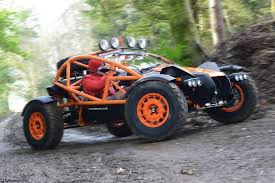 off road car slaps a supercharger onto the nomad off road sports car