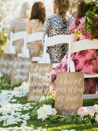 Wedding Aisle Ideas Aisle Decor Ideas That Will Totally Transform Your Ceremony Space