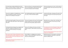 year 3 fraction word problems by rachel0704 teaching resources tes