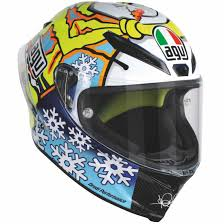 agv motocross helmets agv pista gp pinlock rossi winter test 2016 limited edition helmet
