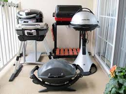 Backyard Grills Reviews by We Test 5 Outdoor Electric Grills Balcony Barbecue