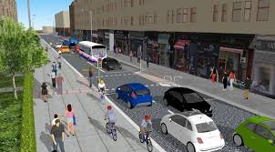 design plans design plans to make west end more cycle and walking friendly