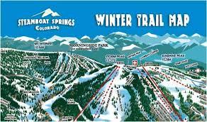 steamboat springs ski trail map ski steamboat springs co